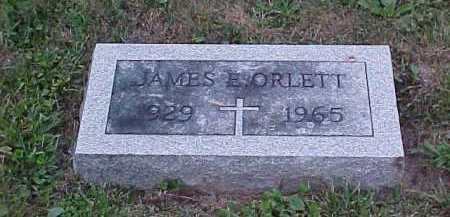 ORLETT, JAMES - Scioto County, Ohio | JAMES ORLETT - Ohio Gravestone Photos