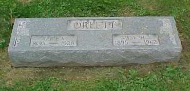 ORLETT, ALICE V. - Scioto County, Ohio   ALICE V. ORLETT - Ohio Gravestone Photos