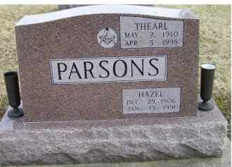 PARSONS, HAZEL - Scioto County, Ohio | HAZEL PARSONS - Ohio Gravestone Photos