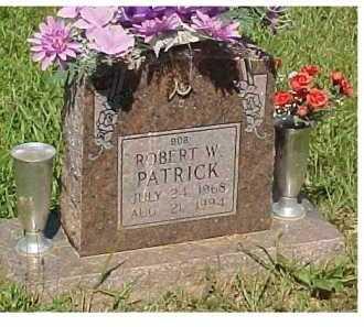 PATRICK, ROBERT W. - Scioto County, Ohio   ROBERT W. PATRICK - Ohio Gravestone Photos