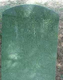 PENN, NANCY A. - Scioto County, Ohio   NANCY A. PENN - Ohio Gravestone Photos