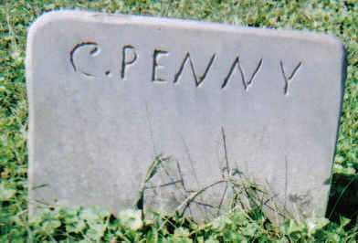 PENNY, C. - Scioto County, Ohio | C. PENNY - Ohio Gravestone Photos