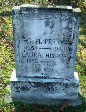 PERRY, LAURA - Scioto County, Ohio   LAURA PERRY - Ohio Gravestone Photos