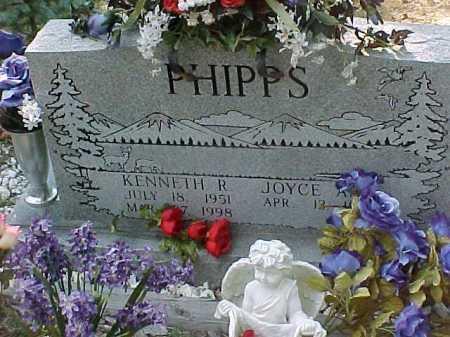PHIPPS, JOYCE A. - Scioto County, Ohio   JOYCE A. PHIPPS - Ohio Gravestone Photos