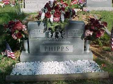 PHIPPS, ESTOLENE - Scioto County, Ohio   ESTOLENE PHIPPS - Ohio Gravestone Photos