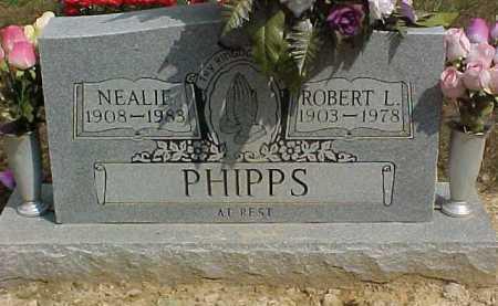 PHIPPS, NEALIE - Scioto County, Ohio | NEALIE PHIPPS - Ohio Gravestone Photos