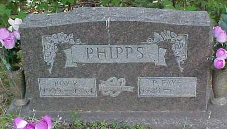 PHIPPS, ROY R. - Scioto County, Ohio | ROY R. PHIPPS - Ohio Gravestone Photos