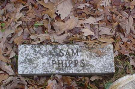PHIPPS, SAM - Scioto County, Ohio | SAM PHIPPS - Ohio Gravestone Photos