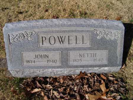POWELL, JOHN - Scioto County, Ohio | JOHN POWELL - Ohio Gravestone Photos