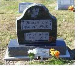 POWELL, MICHAEL LEE - Scioto County, Ohio | MICHAEL LEE POWELL - Ohio Gravestone Photos