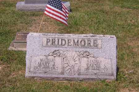 EICHENLAUB PRIDEMORE, MARY JANE - Scioto County, Ohio | MARY JANE EICHENLAUB PRIDEMORE - Ohio Gravestone Photos