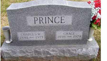 PRINCE, CHARLES W. - Scioto County, Ohio | CHARLES W. PRINCE - Ohio Gravestone Photos
