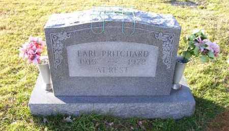 PRITCHARD, EARL - Scioto County, Ohio | EARL PRITCHARD - Ohio Gravestone Photos