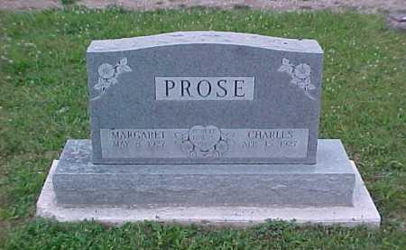 PROSE, MARGARET - Scioto County, Ohio | MARGARET PROSE - Ohio Gravestone Photos