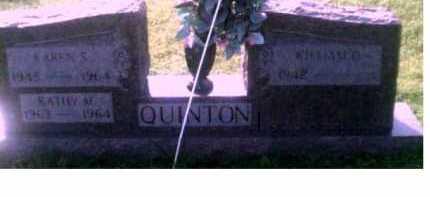 QUINTON, KATHY M. - Scioto County, Ohio | KATHY M. QUINTON - Ohio Gravestone Photos