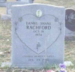RACHFORD, DANIEL SHANE - Scioto County, Ohio | DANIEL SHANE RACHFORD - Ohio Gravestone Photos
