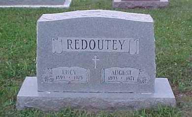 SIMON REDOUTEY, LUCY - Scioto County, Ohio | LUCY SIMON REDOUTEY - Ohio Gravestone Photos
