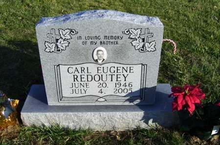 REDOUTEY, CARL EUGENE - Scioto County, Ohio | CARL EUGENE REDOUTEY - Ohio Gravestone Photos