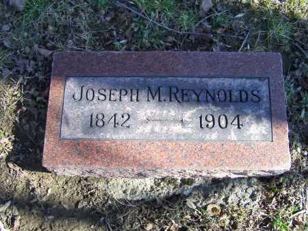 REYNOLDS, JOSEPH M. - Scioto County, Ohio | JOSEPH M. REYNOLDS - Ohio Gravestone Photos