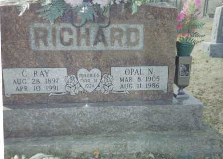 RICHARD, OPAL N. - Scioto County, Ohio | OPAL N. RICHARD - Ohio Gravestone Photos