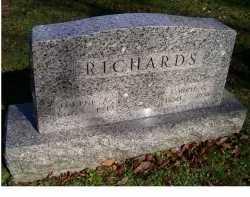 RICHARDS, CARRIE G. - Scioto County, Ohio | CARRIE G. RICHARDS - Ohio Gravestone Photos