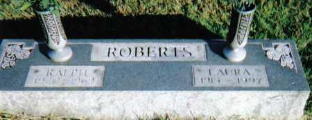 ROBERTS, RALPH - Scioto County, Ohio | RALPH ROBERTS - Ohio Gravestone Photos