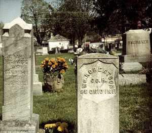 ROBERTSON, WILLAIM - Scioto County, Ohio | WILLAIM ROBERTSON - Ohio Gravestone Photos