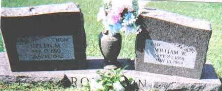 ROBINSON, WILLIAM W. - Scioto County, Ohio | WILLIAM W. ROBINSON - Ohio Gravestone Photos