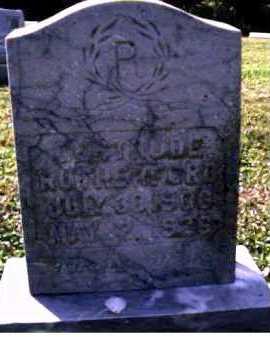 RUTHERFORD, GERTRUDE - Scioto County, Ohio | GERTRUDE RUTHERFORD - Ohio Gravestone Photos