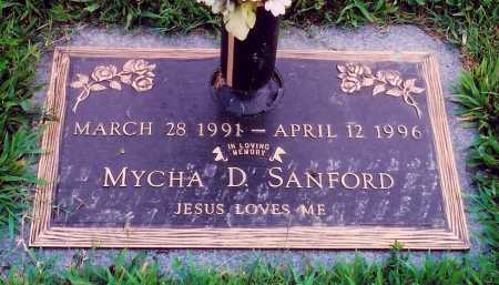 SANFORD, MYCHA - Scioto County, Ohio | MYCHA SANFORD - Ohio Gravestone Photos