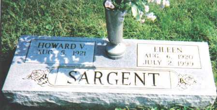 SARGENT, EILEEN - Scioto County, Ohio | EILEEN SARGENT - Ohio Gravestone Photos