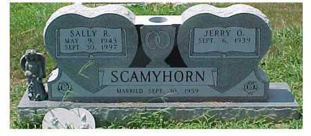 SCAMYHORN, SALLY R. - Scioto County, Ohio | SALLY R. SCAMYHORN - Ohio Gravestone Photos