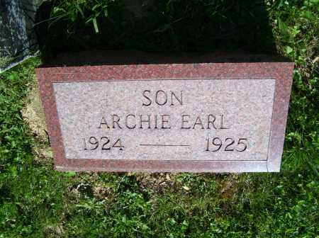 SCOTT, ARCHIE EARL - Scioto County, Ohio | ARCHIE EARL SCOTT - Ohio Gravestone Photos