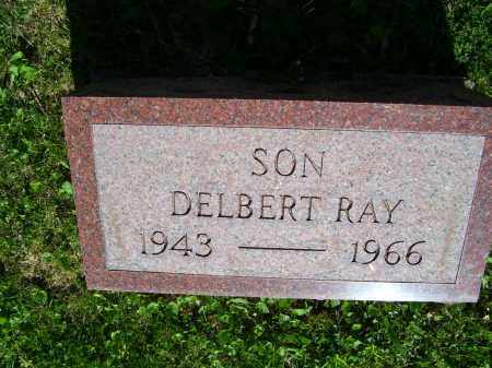 SCOTT, DELBERT RAY - Scioto County, Ohio | DELBERT RAY SCOTT - Ohio Gravestone Photos