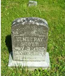 SCOTT, ELMER RAY - Scioto County, Ohio | ELMER RAY SCOTT - Ohio Gravestone Photos