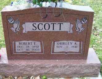 SCOTT, ROBERT E. - Scioto County, Ohio | ROBERT E. SCOTT - Ohio Gravestone Photos