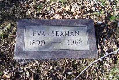 SEAMAN, EVA - Scioto County, Ohio   EVA SEAMAN - Ohio Gravestone Photos