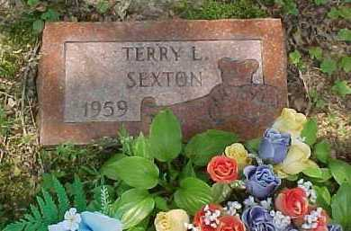 SEXTON, TERRY L. - Scioto County, Ohio | TERRY L. SEXTON - Ohio Gravestone Photos