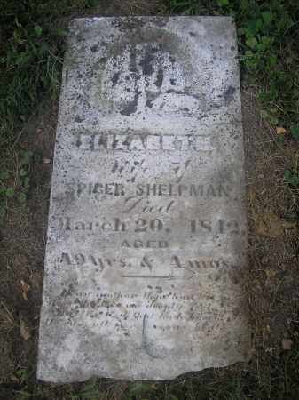 RODERICK (ROTHROCK) SHELPMAN, ELIZABETH - Scioto County, Ohio | ELIZABETH RODERICK (ROTHROCK) SHELPMAN - Ohio Gravestone Photos