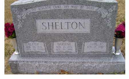 SHELTON, VAXTER - Scioto County, Ohio | VAXTER SHELTON - Ohio Gravestone Photos