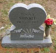 SHINKLE, TONIA Y. - Scioto County, Ohio | TONIA Y. SHINKLE - Ohio Gravestone Photos