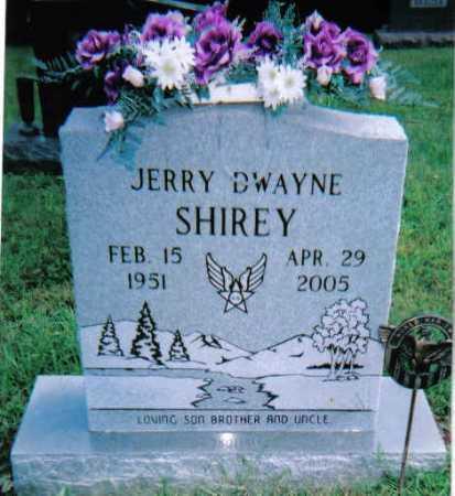 SHIREY, JERRY DWAYNE - Scioto County, Ohio | JERRY DWAYNE SHIREY - Ohio Gravestone Photos