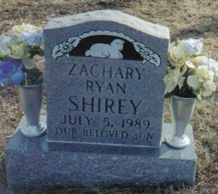 SHIREY, ZACHARY RYAN - Scioto County, Ohio | ZACHARY RYAN SHIREY - Ohio Gravestone Photos