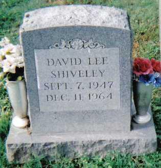 SHIVELEY, DAVID LEE - Scioto County, Ohio | DAVID LEE SHIVELEY - Ohio Gravestone Photos