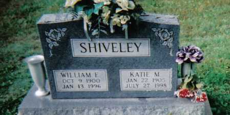 SHIVELEY, KATIE M. - Scioto County, Ohio | KATIE M. SHIVELEY - Ohio Gravestone Photos