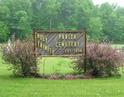 SIGN, CEMETERY - Scioto County, Ohio | CEMETERY SIGN - Ohio Gravestone Photos