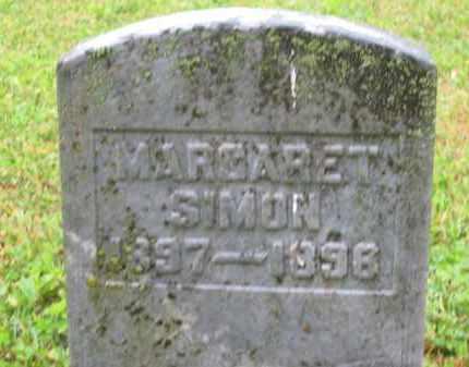 SIMON, MARGARET - Scioto County, Ohio   MARGARET SIMON - Ohio Gravestone Photos