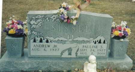SISSEL, PAULINE S. - Scioto County, Ohio | PAULINE S. SISSEL - Ohio Gravestone Photos