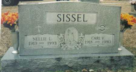 SISSEL, NELLIE L. - Scioto County, Ohio | NELLIE L. SISSEL - Ohio Gravestone Photos