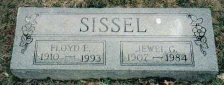 SISSEL, FLOYD E. - Scioto County, Ohio | FLOYD E. SISSEL - Ohio Gravestone Photos